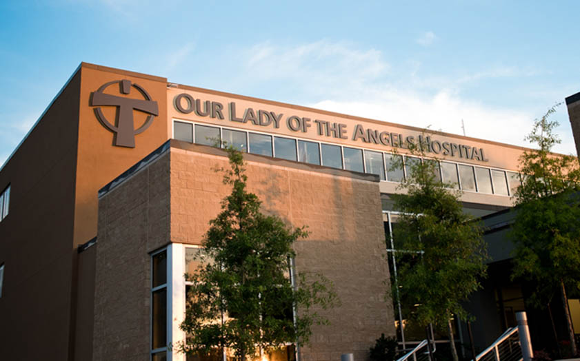 Our Lady of the Angels Hospital